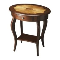 Traditional Novelty Base Side Tables and End Tables | Houzz