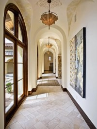 Hallway Tile Home Design Ideas, Pictures, Remodel and Decor