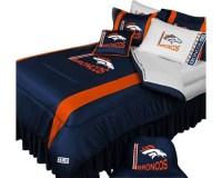 NFL Denver Broncos Bedding and Room Decorations
