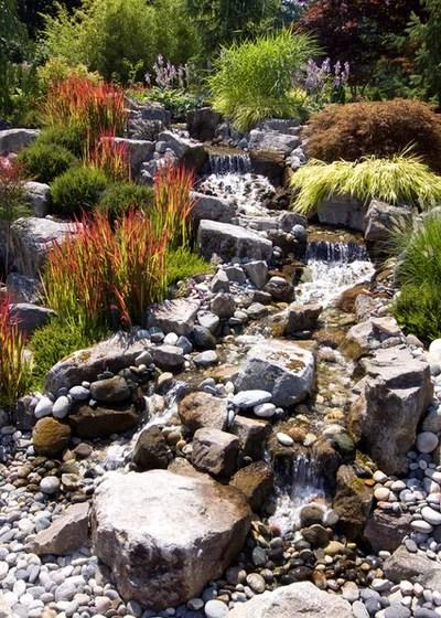 naturlicher-bachlauf-garten-56. gartenteich + teich ratgeber ... - Naturlicher Bachlauf Garten