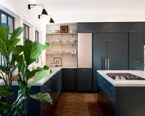 transitional shaped eat kitchen design ideas remodel pictures inspiration small transitional shaped kitchen remodel