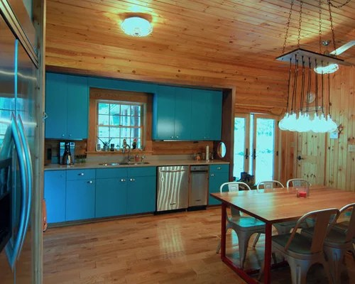 mid sized rustic kitchen design ideas remodel pictures blue images design rustic kitchen johngupta kitchen designs