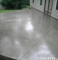 Concrete Patio Finish Home Design Ideas, Pictures, Remodel ...