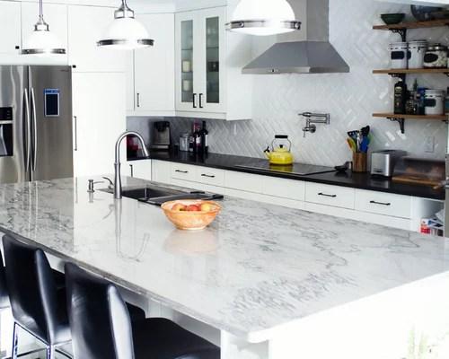 eat kitchen design photos quartzite benchtops slate small eat kitchen design ideas renovations photos
