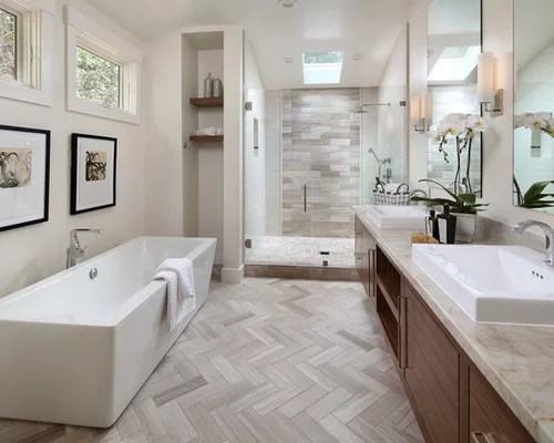 Bathroom Design Ideas Remodels Photos With Quartzite Countertops