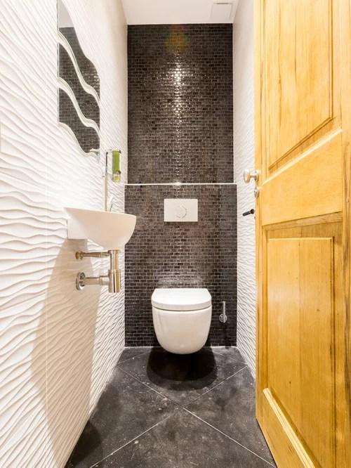 Idee Deco toilette En Gris Unique Idee Deco Wc Carrelage élégant ...