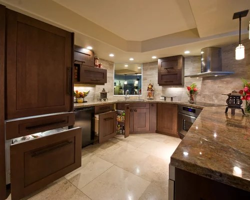 design ideas small asian shaped eat kitchen hawaii small shaped eat kitchen design ideas remodels photos