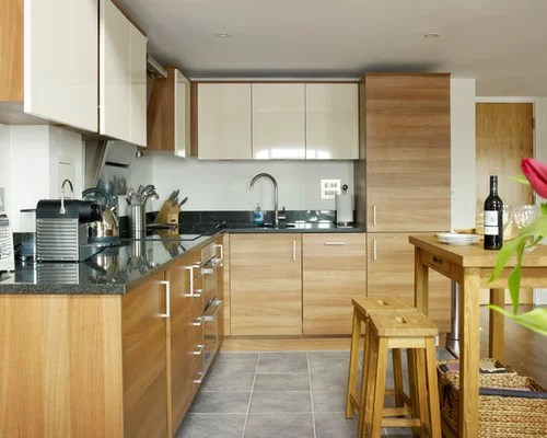 laminate wood cabinet home design ideas pictures remodel decor small eat kitchen transitional home design photos