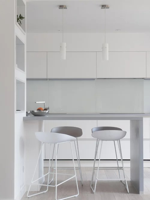 kitchen design ideas renovations photos light hardwood floors inspiration small transitional single wall eat kitchen