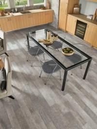 Modern Grey Hardwood Floors Home Design, Photos & Decor Ideas
