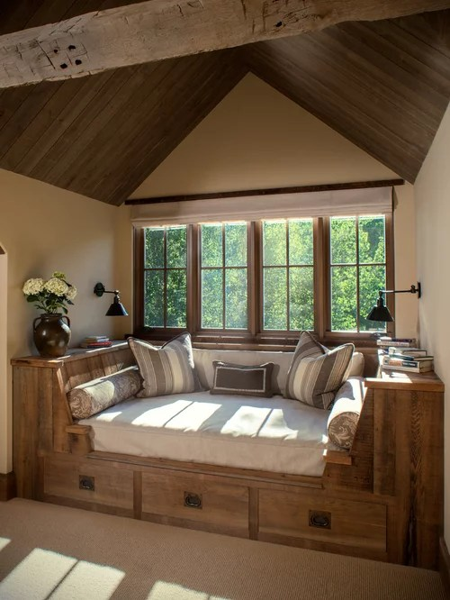 Rustic Family Room Design Ideas, Remodels & Photos | Houzz
