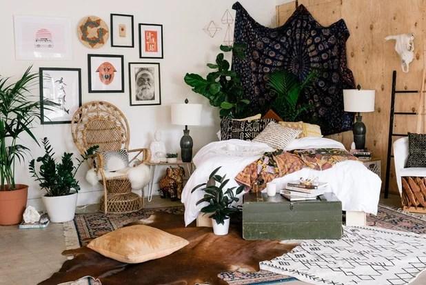 Wild, Wohnlich, Weltgewandt 6 Tipps Für Schlafzimmer Im Boho Stil    Schlafzimmer Style