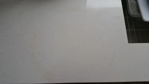 Does Quartz Stain Removing A Rust Stain From A Quartz Countertop