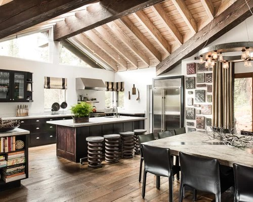 industrial eat kitchen design ideas renovations photos small eat kitchen design ideas renovations photos