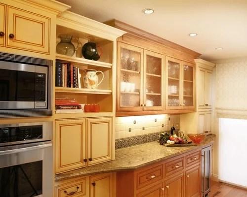 galley kitchen design ideas renovations photos double bowl small traditional galley eat kitchen design photos medium