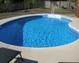Inground Kidney Shaped Pool Design Ideas Remodel Decor