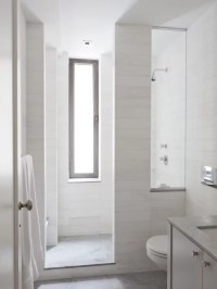 Tall Narrow Bathroom Windows Home Design Ideas