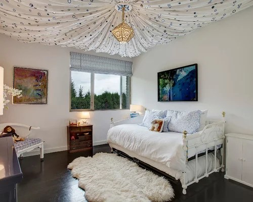 Lying On The Sofa Best Fabric Ceiling Design Ideas & Remodel Pictures | Houzz