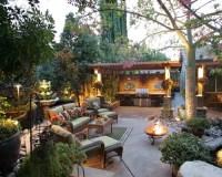 Backyard Entertainment | Houzz