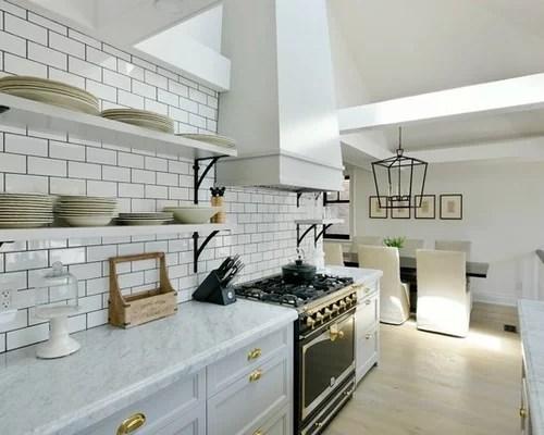 eat kitchen design photos black appliances stone inspiration small transitional single wall eat kitchen