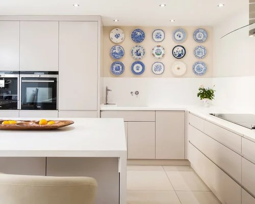 large contemporary galley eat kitchen idea london ceramic tuscan kitchen design home decorating ideas