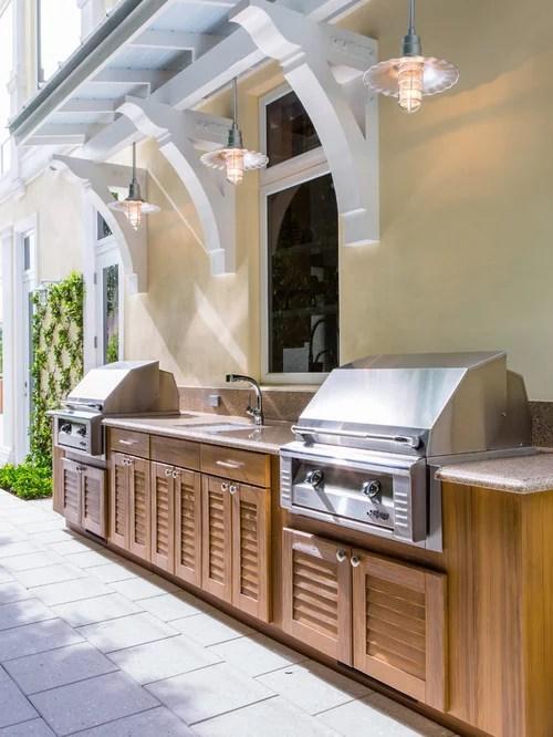 Summer Kitchen Houzz - summer kitchen design
