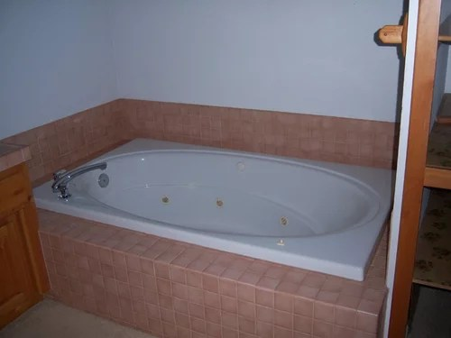 Can Whirlpool Tub Be Converted To Regular Tub