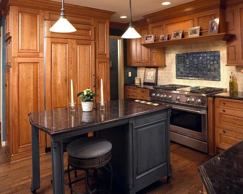 36 Inch High Kitchen Island Small Kitchen Island | Houzz