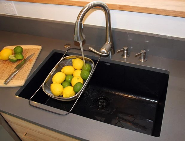 Kitchen Faqs Selecting Your Sink Material