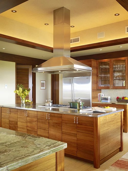 Koa Wood Kitchen Cabinets Koa Wood | Houzz