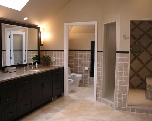 Water Closet Dimensions Separate Toilet Room | Houzz