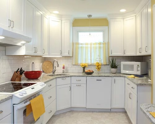 inspiration small timeless shaped enclosed kitchen remodel praa sands cambria countertop home design ideas pictures remodel