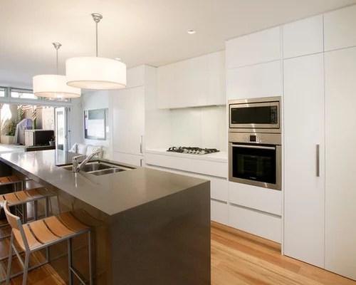 kitchen design ideas renovations photos glass sheet splashback small shaped eat kitchen design photos flat panel