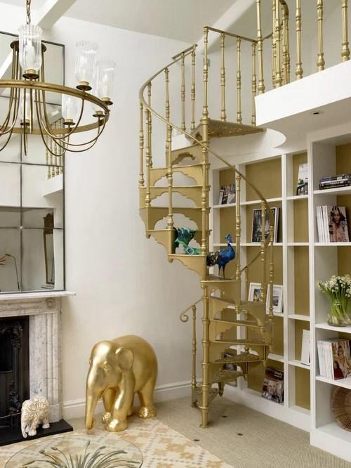 Elephant Statues Living Room Ideas \ Design Photos Houzz - living room statues