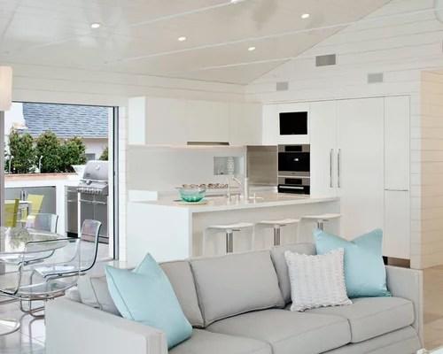 coastal shaped open concept kitchen design san diego coastal dining room decorating christmas dining