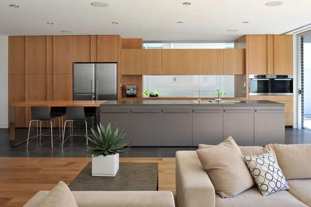 contemporary kitchen form function small eat kitchen option extension