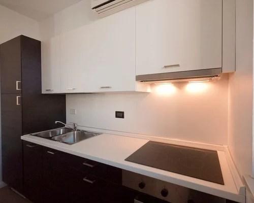 small single wall kitchen design ideas remodels photos flat inspiration small transitional single wall eat kitchen