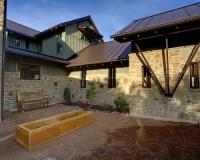 Brown Metal Roof | Houzz