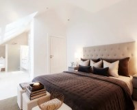 White Bedroom Design Ideas, Renovations & Photos with ...