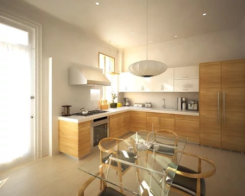 small shaped kitchen home design ideas pictures remodel decor small eat kitchen transitional home design photos
