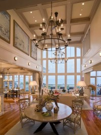 Different Ceiling Heights Home Design Ideas, Pictures ...