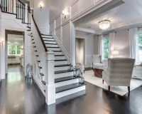 Living Room Stairs | Houzz