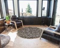 Houzz | Conservatory with Cork Flooring Design Ideas ...