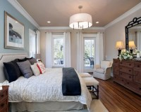 Blue Accent Wall Home Design Ideas, Pictures, Remodel and