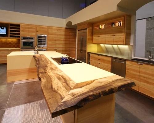 design ideas renovations photos wood benchtops cork floors small eat kitchen design photos cork floors