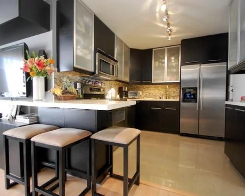 small shaped kitchen design ideas renovations photos small eat kitchen design ideas renovations photos