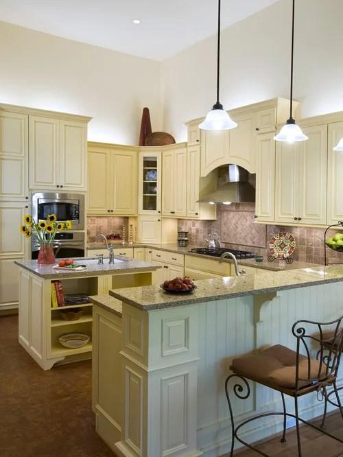 light kitchen design ideas renovations photos cork floors small eat kitchen design photos cork floors