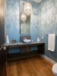 75 Most Popular Cloakroom with Dark Wood Cabinets and ...