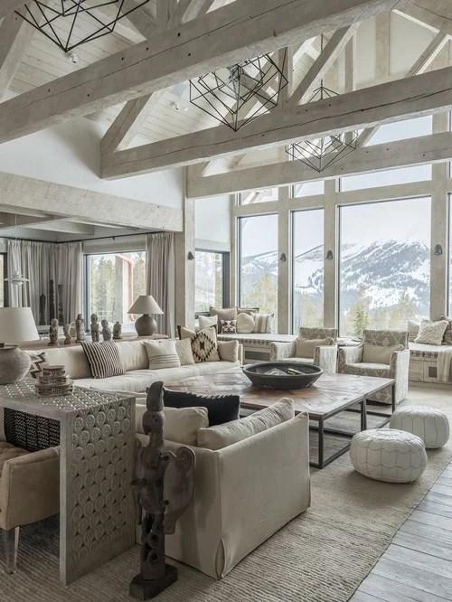 Rustic Living Room Ideas \ Design Photos Houzz - rustic living room decor