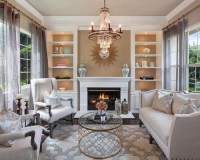 Small Room Fireplace | Houzz